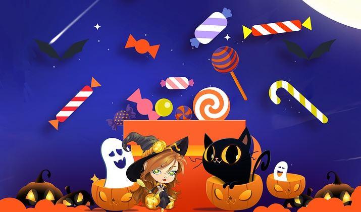 meilleurs bonbons halloween